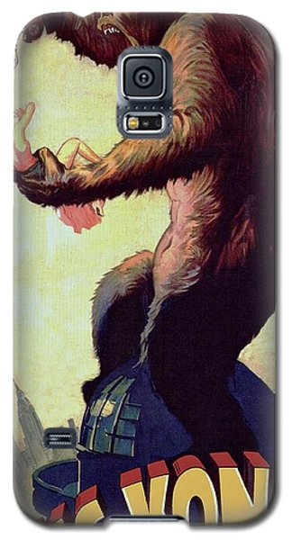 King Kong  Galaxy S5 Case