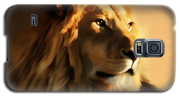 King Lion Of Africa Galaxy S5 Case