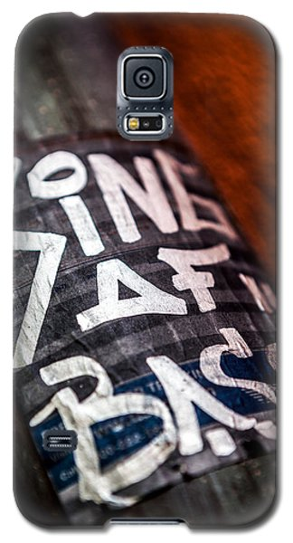 Galaxy S5 Case featuring the photograph King Of Bass by Sennie Pierson