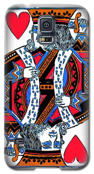 King Of Hearts 20140301 Galaxy S5 Case