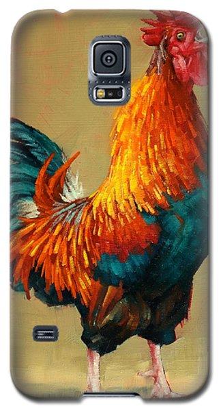 King Of The Barnyard Galaxy S5 Case
