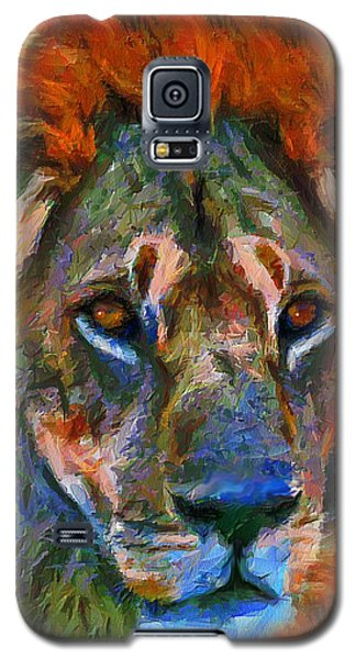 King Of The Wilderness Galaxy S5 Case