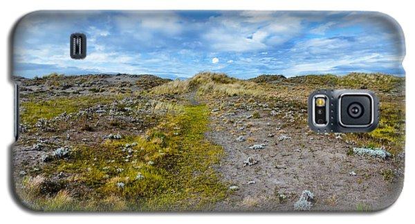 King Salmon Dunes Galaxy S5 Case