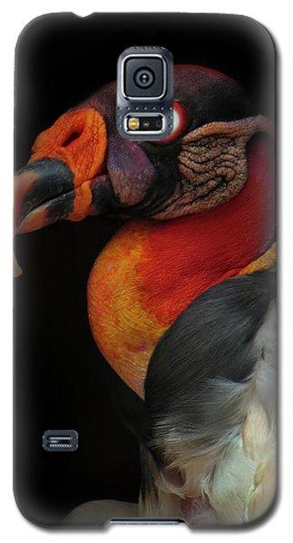 King Vulture-sarcoramphus Papa Galaxy S5 Case