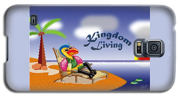 Kingdom Living Galaxy S5 Case by Jerry Ruffin