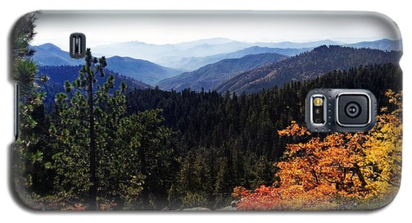 Kings Canyon Galaxy S5 Case by Robert Smith