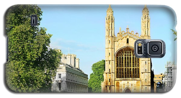 King's College Chapel Galaxy S5 Case