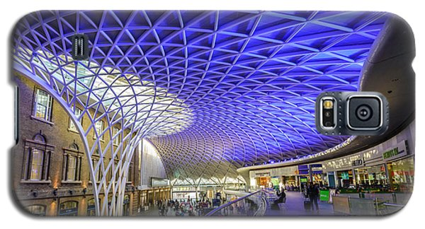 King's Cross Station Galaxy S5 Case by Matt Malloy