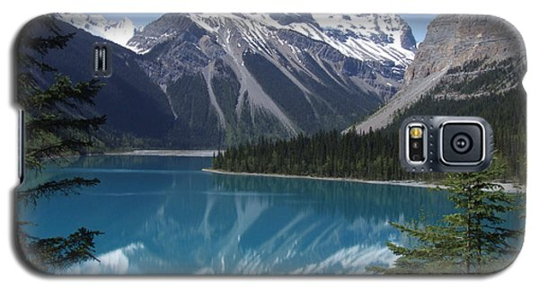Kinney Lake - Canada Galaxy S5 Case by Phil Banks