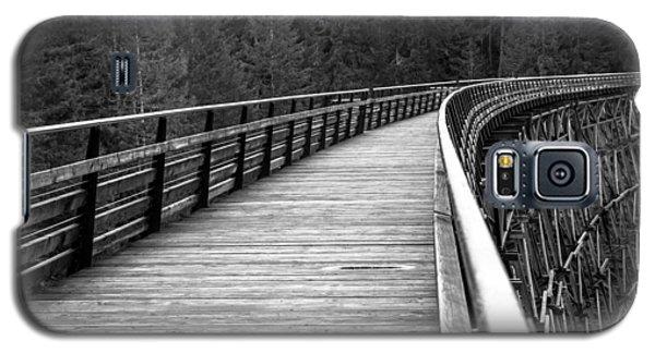 Kinsol Trestle Boardwalk  Galaxy S5 Case
