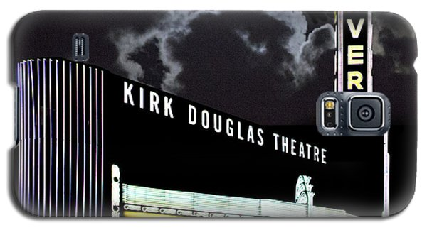 Kirk Douglas Theatre Galaxy S5 Case