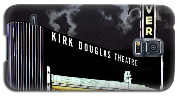 Kirk Douglas Theatre Galaxy S5 Case