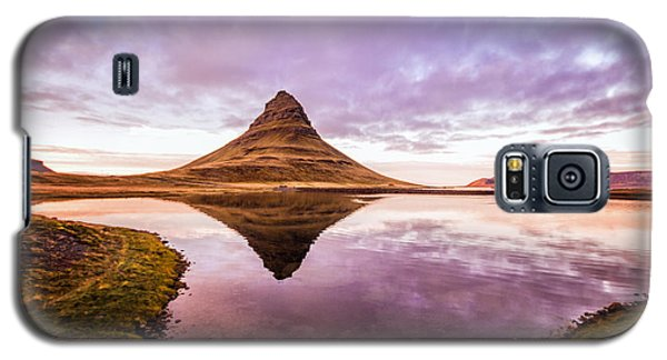 Kirkjufell At Sunset Galaxy S5 Case