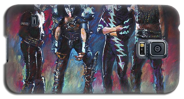Kiss Galaxy S5 Case