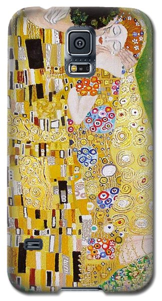 Kiss G.klimt Galaxy S5 Case