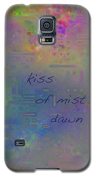 Kiss Of Mist Haiga Galaxy S5 Case