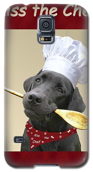 Kiss The Chef Galaxy S5 Case