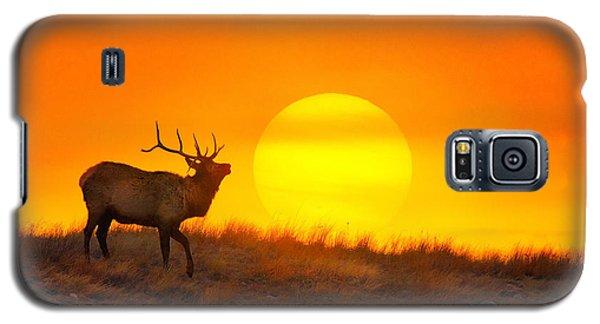 Kiss The Sun Galaxy S5 Case