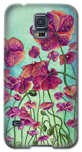 Kissed By The Sun Galaxy S5 Case by Tanielle Childers