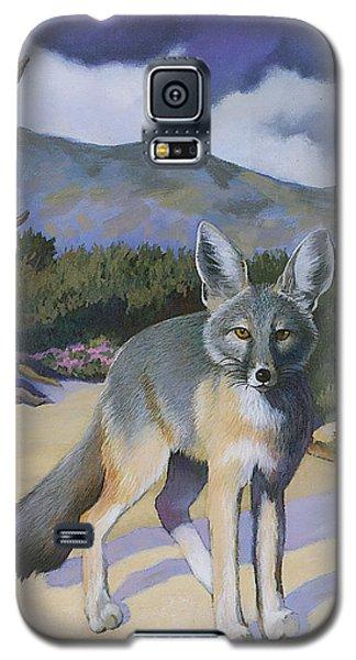 Kit Fox Galaxy S5 Case