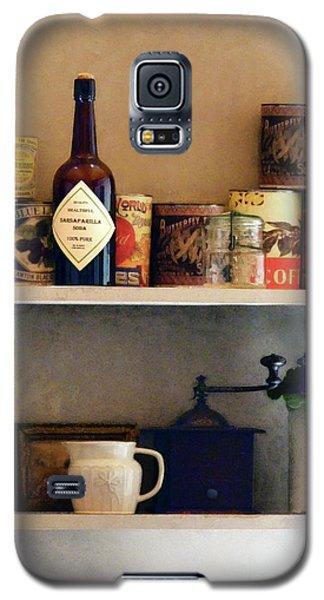 Kitchen Pantry Galaxy S5 Case