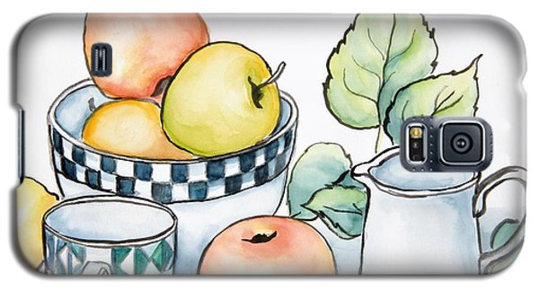 Kitchen Still Life Sketch Galaxy S5 Case