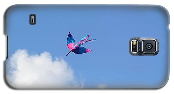 Kite At The Fort  Galaxy S5 Case
