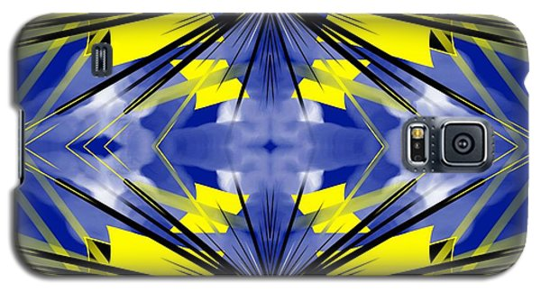 Galaxy S5 Case featuring the digital art Kite by Brian Johnson