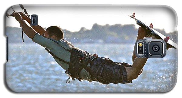 Kite Surfing Galaxy S5 Case