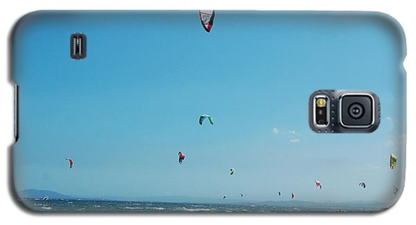 Kitesurf Lovers Galaxy S5 Case by Gina Dsgn