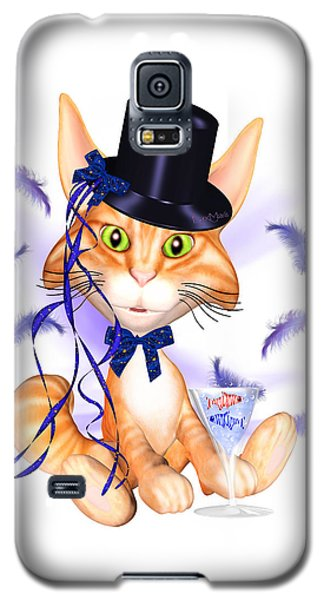 Kitticat Party Design Galaxy S5 Case