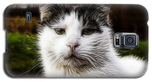 Kitty Kat Galaxy S5 Case