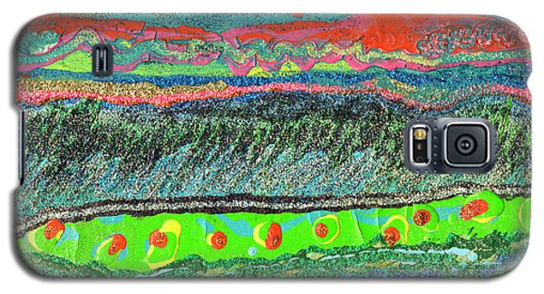 Kitzie's River Galaxy S5 Case