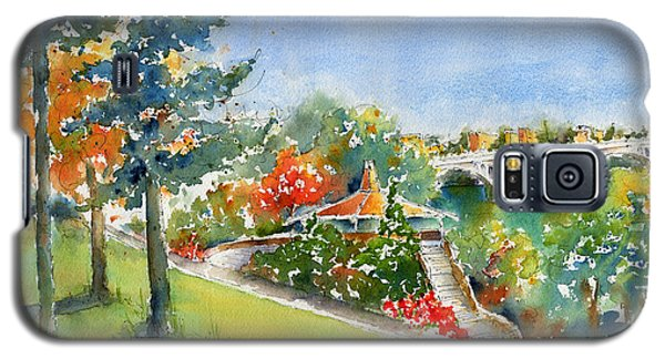 Kiwanis Park Lookout Galaxy S5 Case by Pat Katz