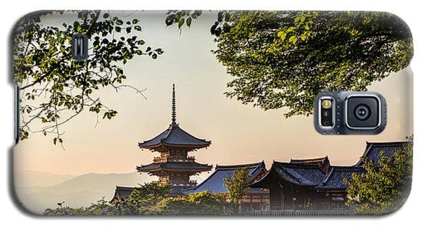 Kiyomizu-dera In Kyoto Japan Galaxy S5 Case