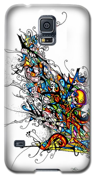 Kneeling Angel Galaxy S5 Case