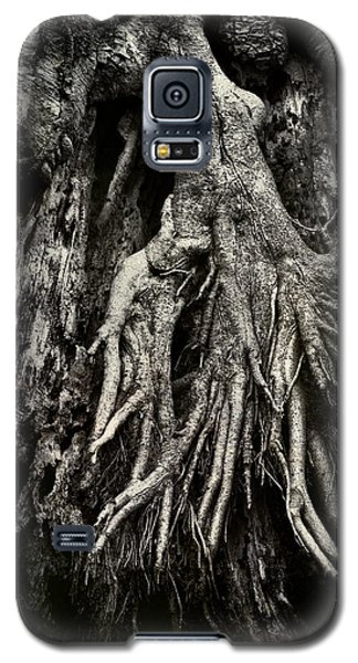 Kneeling At The Feet Of The Green Man Galaxy S5 Case