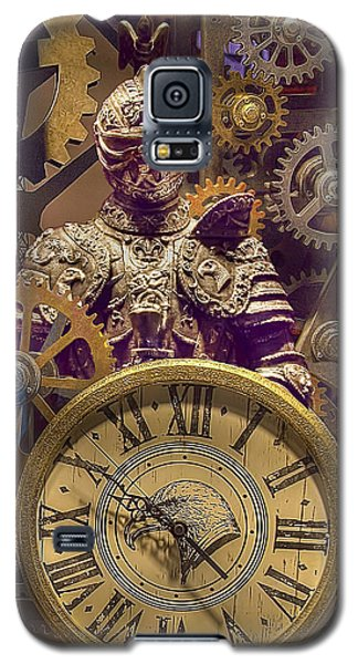 Knight Time - Chuck Staley Galaxy S5 Case by Chuck Staley