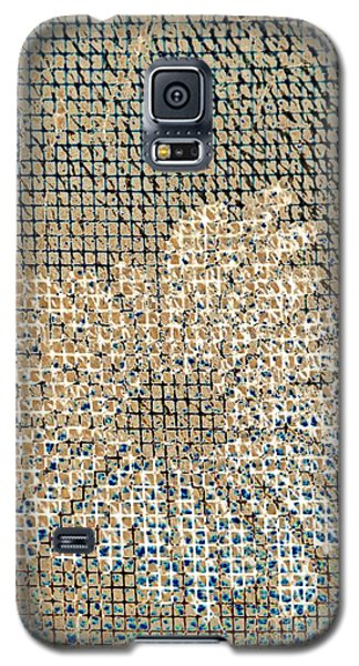 Galaxy S5 Case featuring the photograph Knit Net Flower 1 by Darla Wood