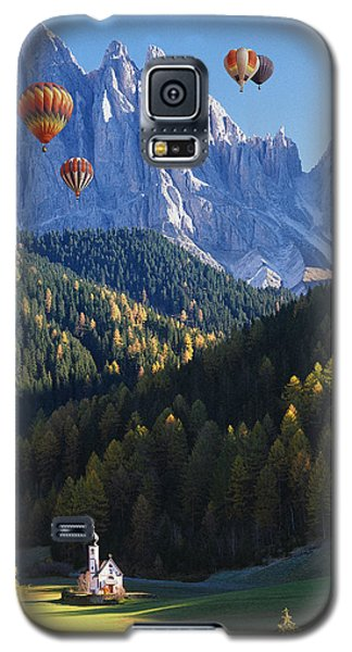 Know No Bounds Galaxy S5 Case