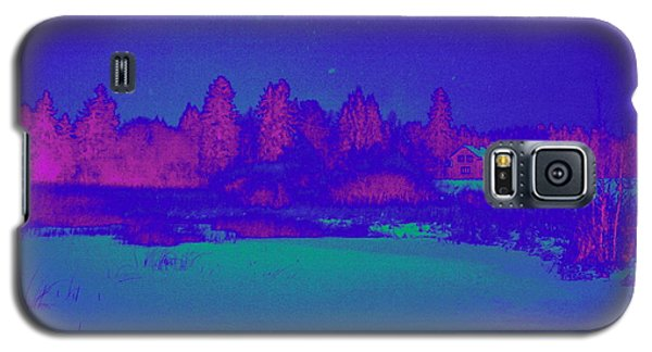 Knuutila Infrared Galaxy S5 Case by Jouko Lehto