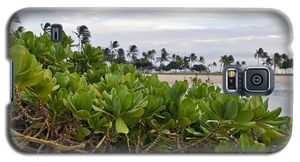 Galaxy S5 Case featuring the photograph Ko Olina by Gina Savage