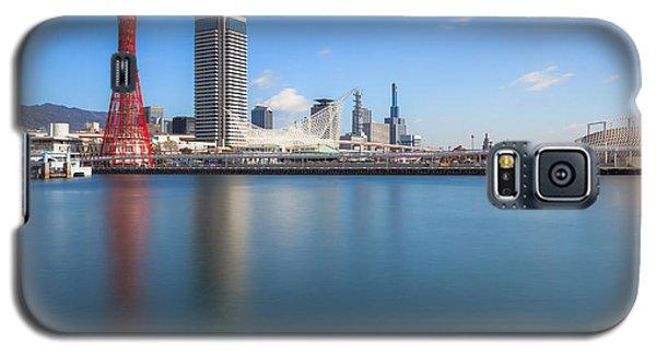 Kobe Port Island Tower Galaxy S5 Case