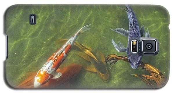 Koi Galaxy S5 Case by Daniel Sheldon