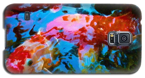 Koi Fish Galaxy S5 Case