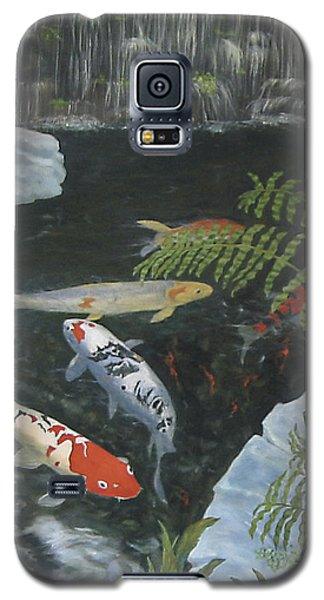 Koi Fish Galaxy S5 Case
