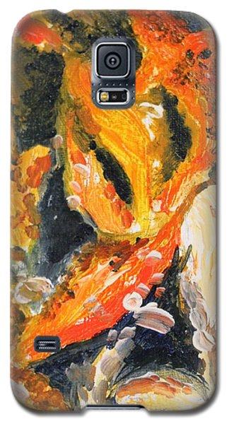 Koi Frenzy Galaxy S5 Case