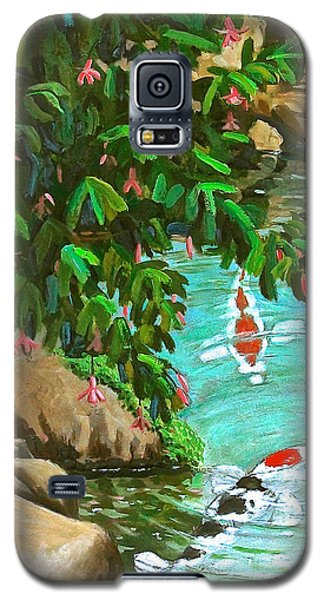 Koi Kingdom Galaxy S5 Case by Dan Redmon