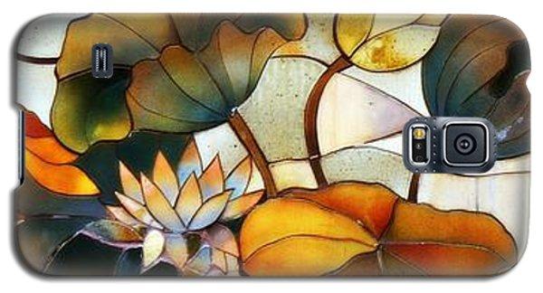 Koi Galaxy S5 Case by Lisa L Silva