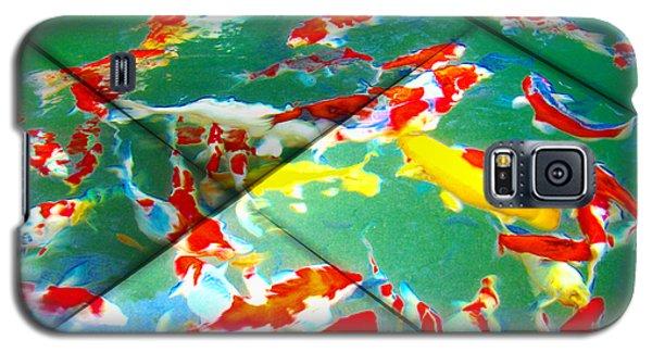 Koi Mosaic II Galaxy S5 Case